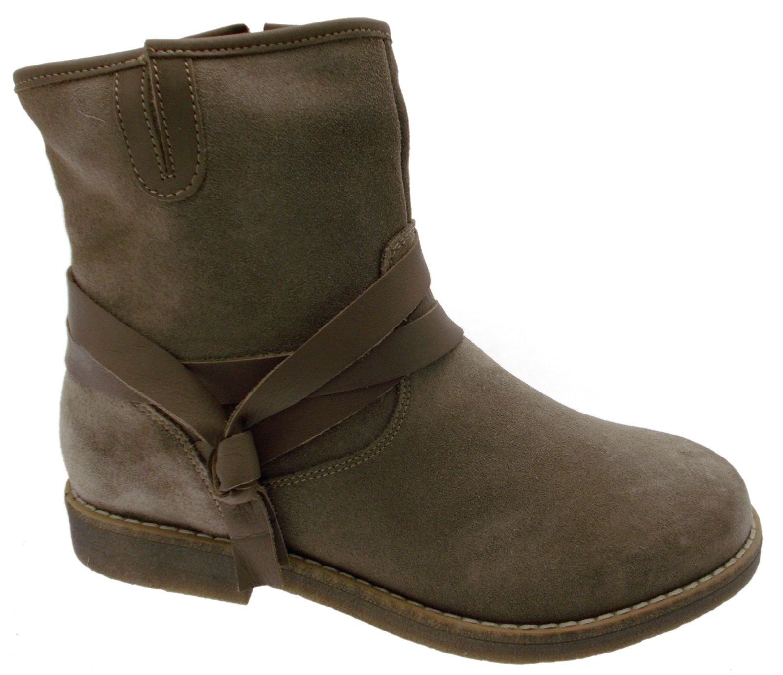Art C3708  stivaletto anckle boot  camoscio taupe tortora ortopedico plantare L