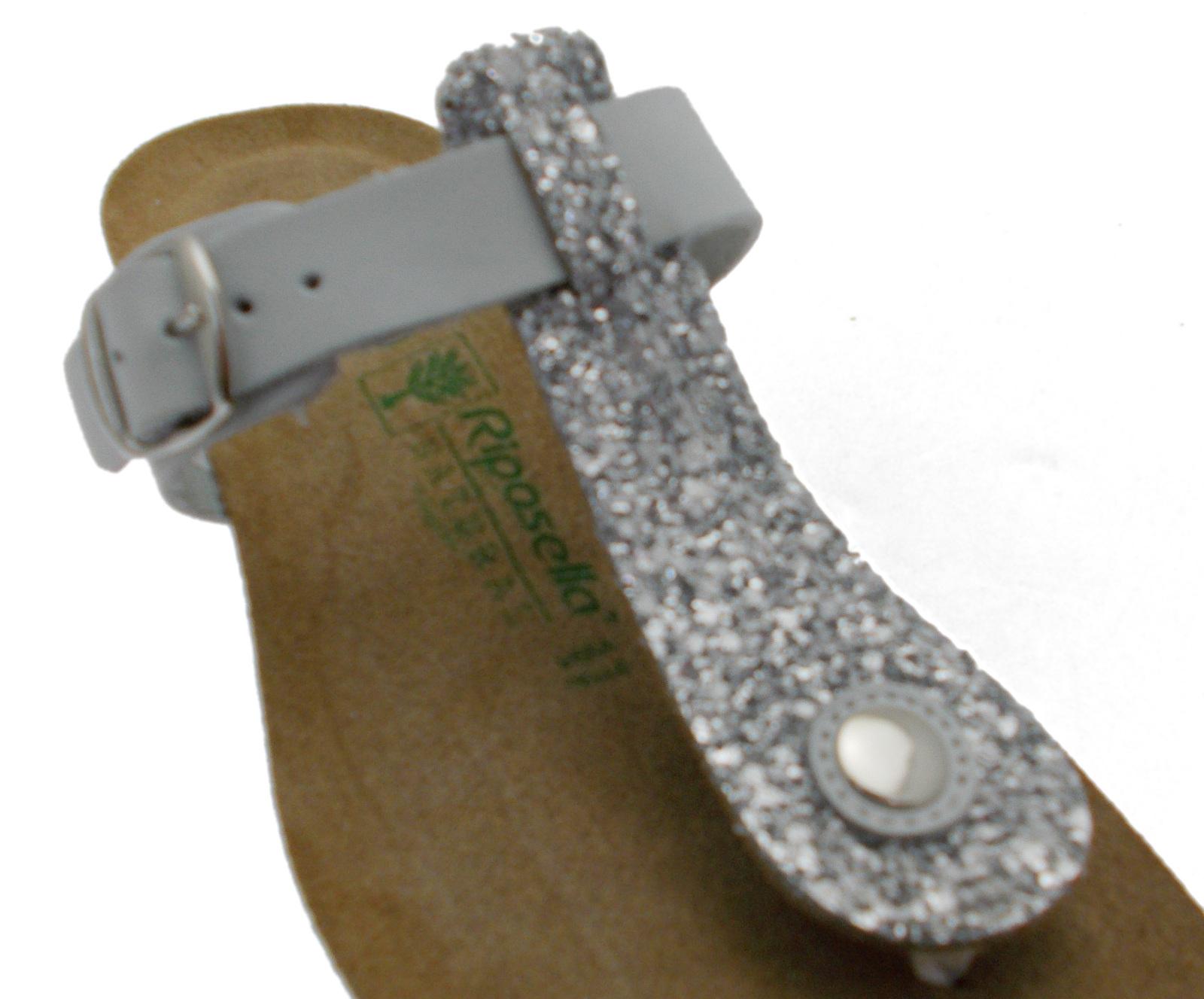 Confortevole Art Donna Cuneo Ice 19615 Perline Bianco Pantofola Riposella Infradito 4wfFBIF