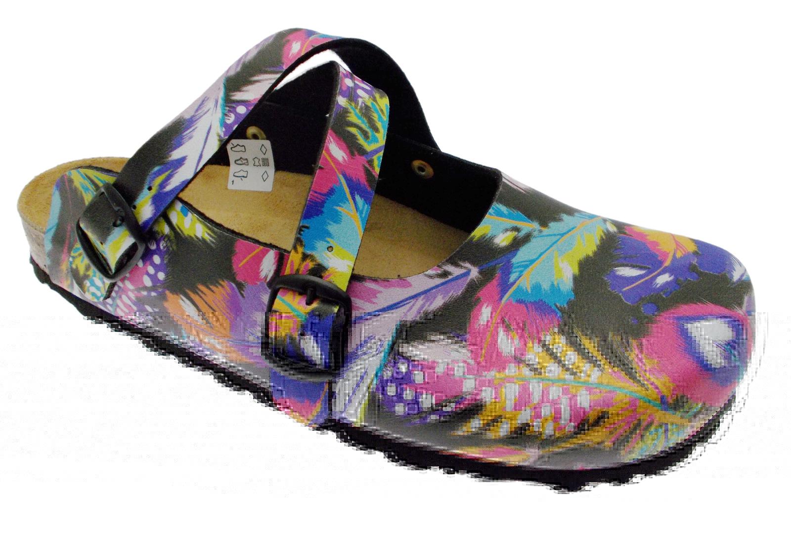 zapatos  RIPOSELLA Fantasía Fantasía RIPOSELLA anatómica Multicolor Zapatillas af2a59
