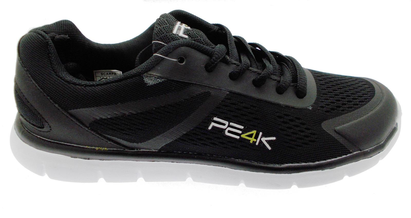 Art sneacker L10-S305B  sneacker Art  nero lacci plantare memory form PE4K 9103ba