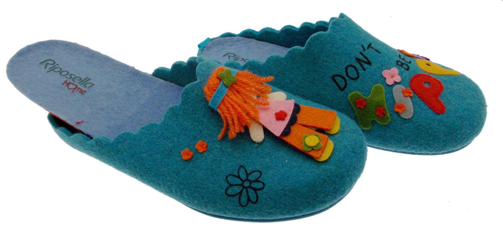 4564 blauw doek vROTe strook uitneembaar voetbed liefde en vROTe doek Riposella c128ed