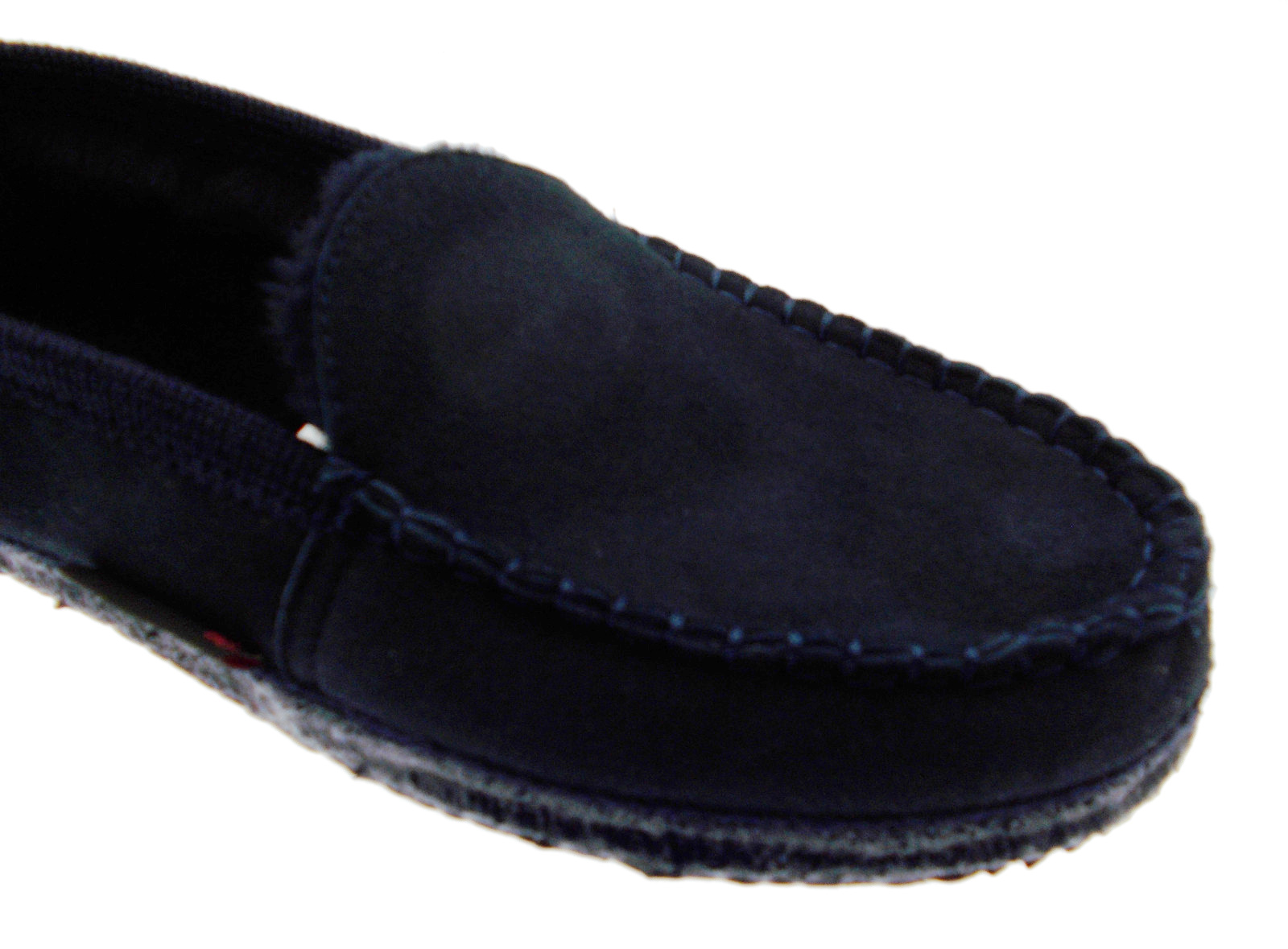 66 Mocassino Dark 10 47129 Pantofola Giesswein Mutzel 588 Blue PawPrqZXx
