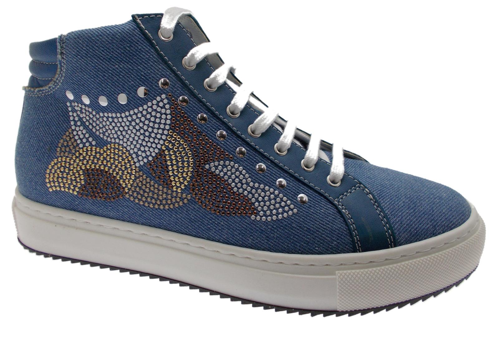 96d0cf7f0d51e ... C3780-scarpa-donna-sneaker-jeans-plantare-ortopedico-Loren