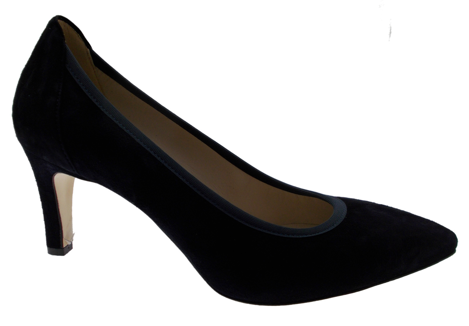 Femme Sling D078e Classic Bleu Classic Sling Cuir Chaussure FnSq54