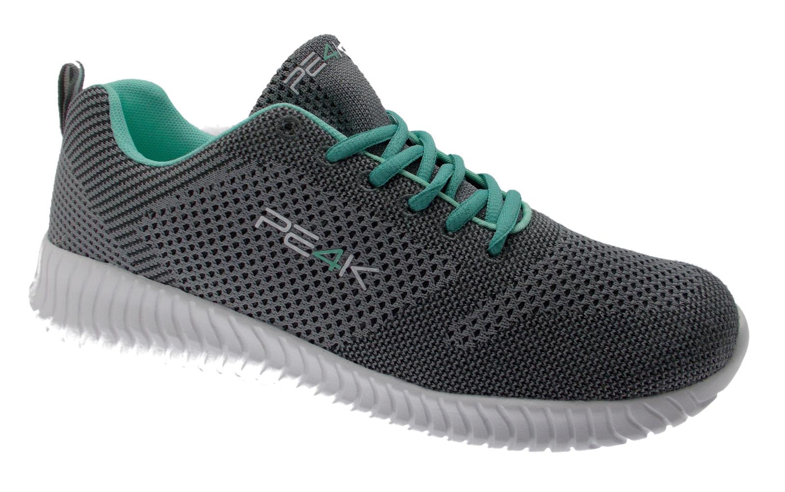 L10-S30aC  sneaker grigio plantare memory form PE4K