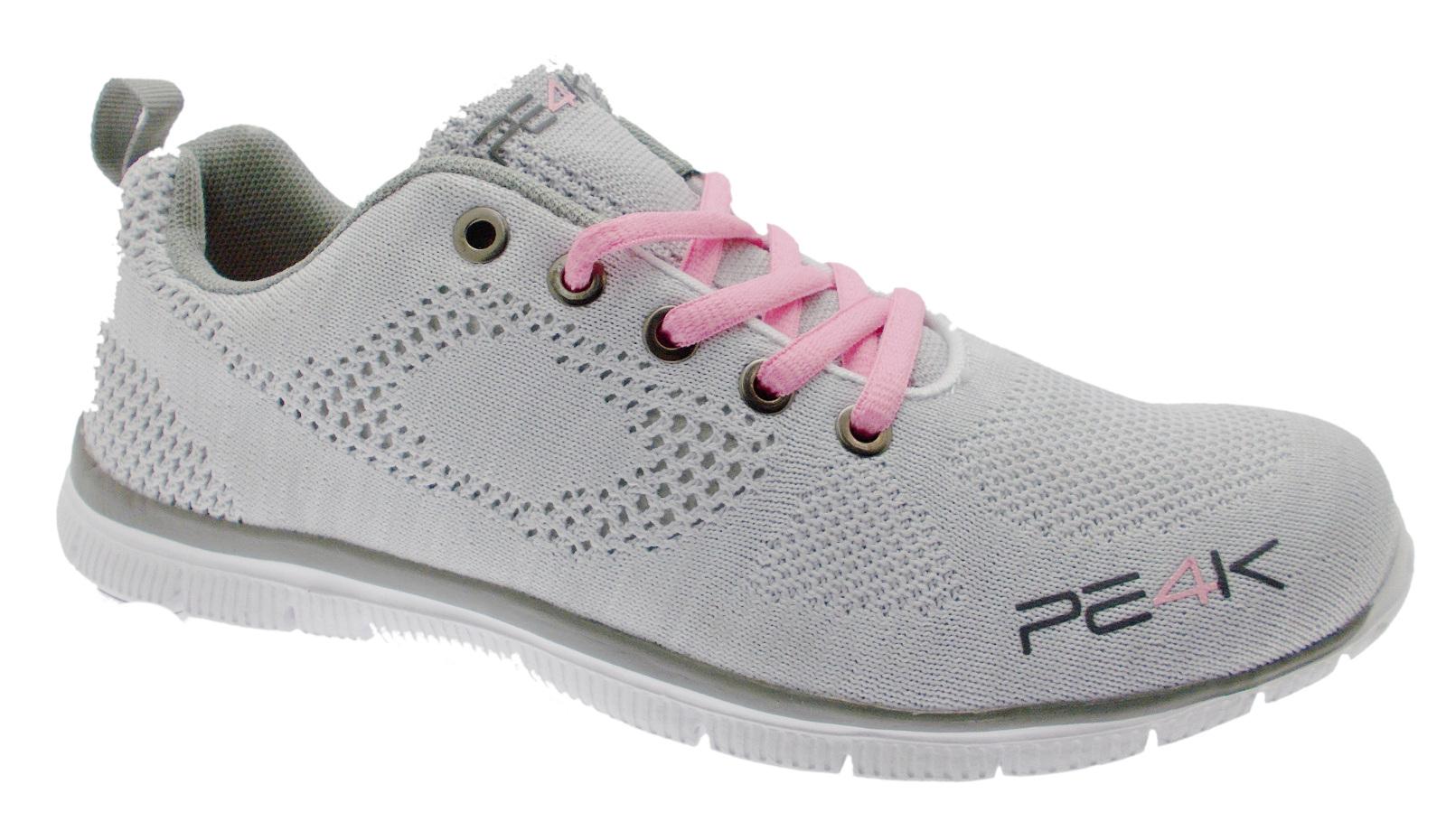 L10-S306A sneaker white gray plantar memory form PE4K