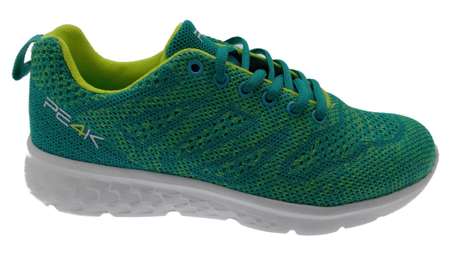 L10-S310e  sneaker verde plantare memory form PE4K