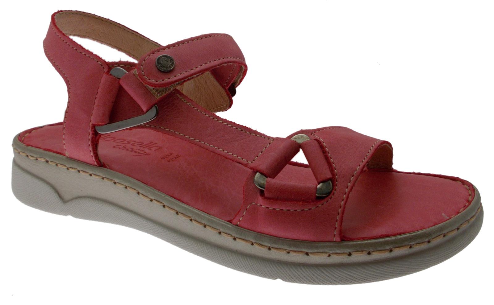 40709 sandalo aperto rojo rosadodo  plantare soft memory Riposella Riposella Riposella  orden ahora con gran descuento y entrega gratuita
