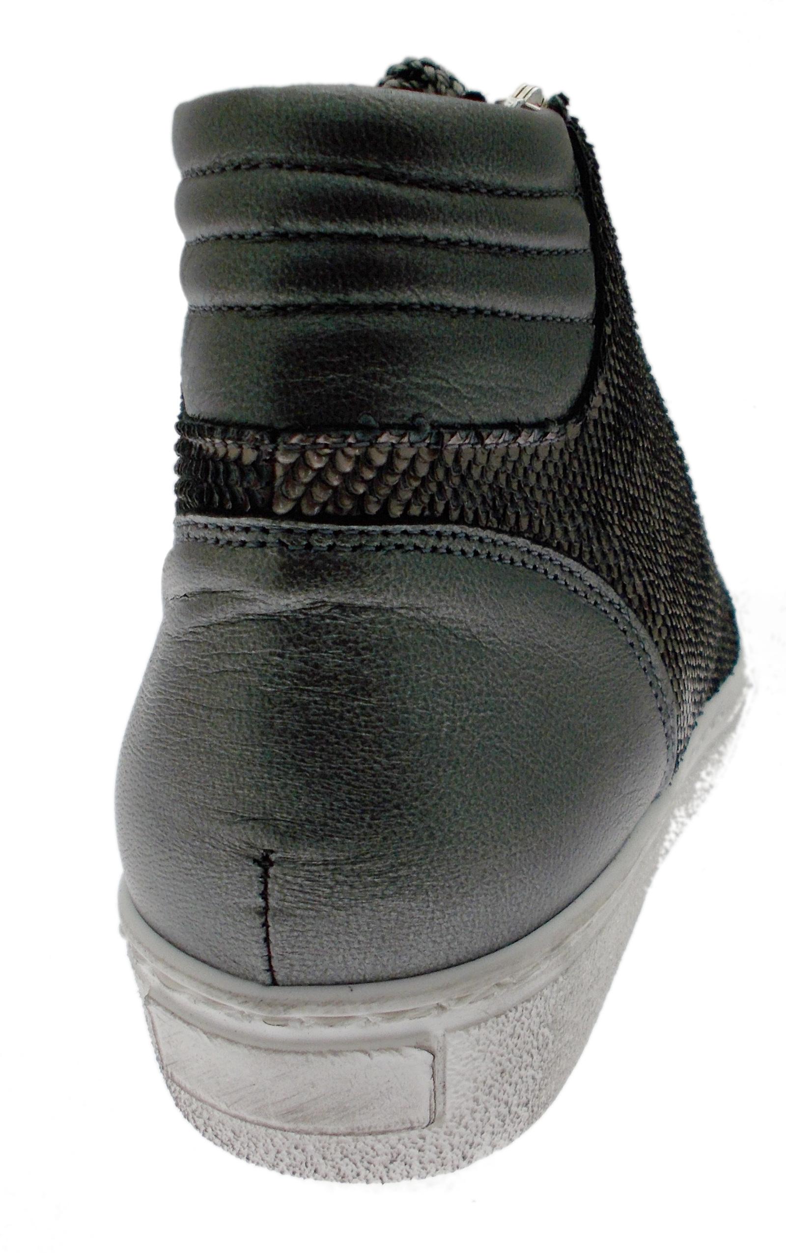 Loren Baskets orthopédiques orthopédiques en métal Gris