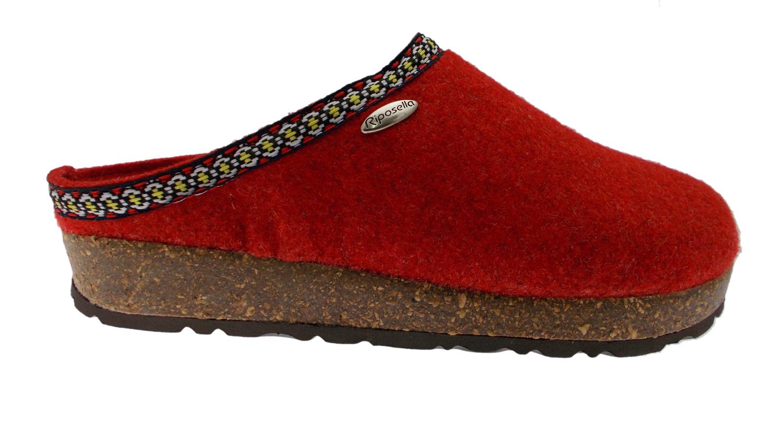 lana in feltro di rossa cotta 2930 Riposella bollita 4wxIzz