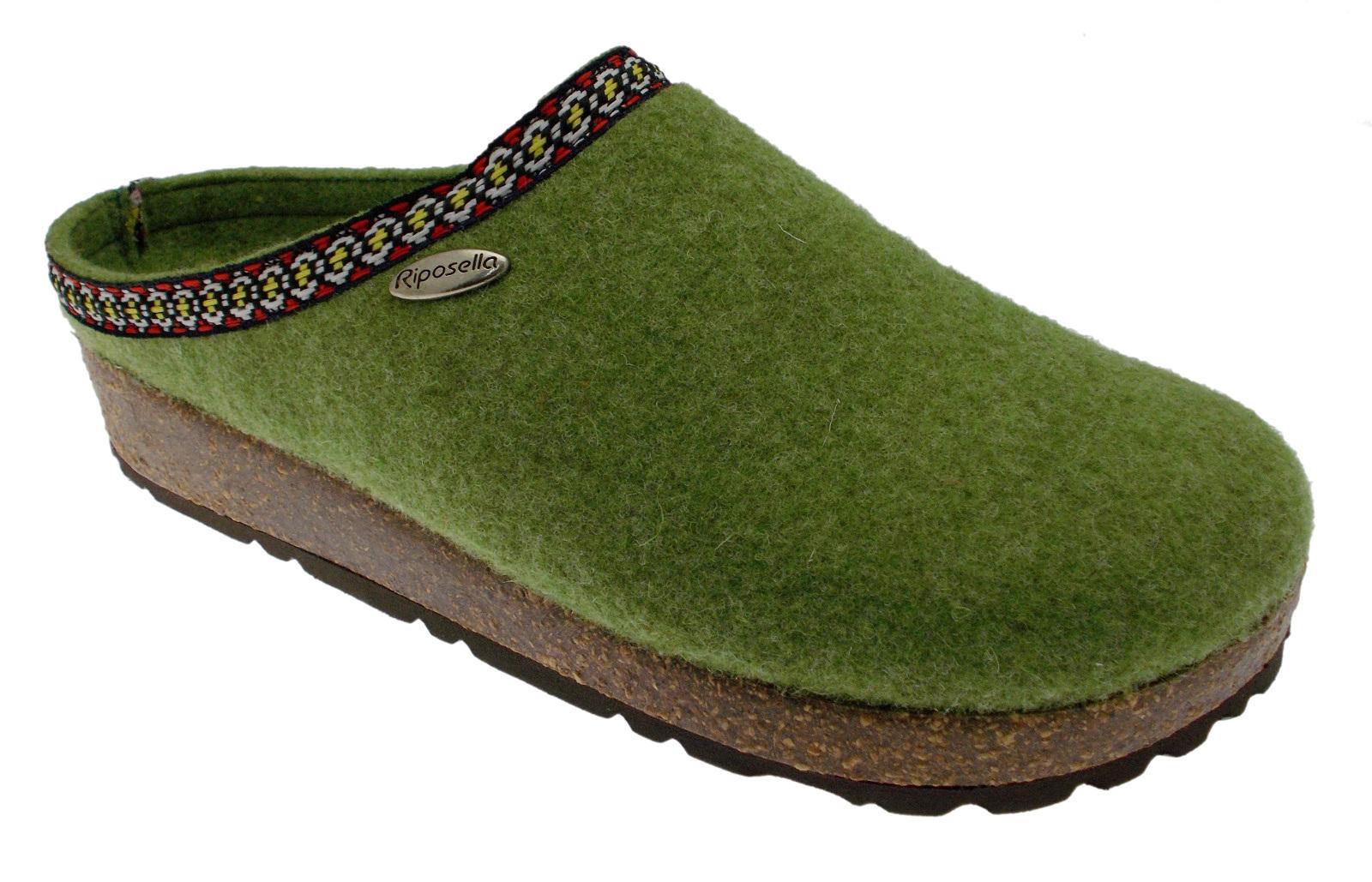 en cotta de vert et Riposella feutre 2930 de laine n80PkwOZNX